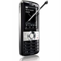 Philips Xenium 9@9V, Black Perfection артикул 6589a.