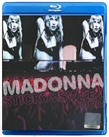 Madonna: Sticky & Sweet Tour (Blu-ray) артикул 335a.